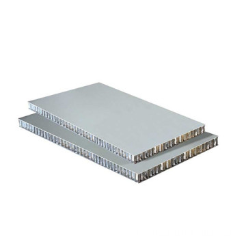 Curtain wall aluminum honeycomb panels